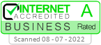 Internet Accredited Business - Click For Ratings